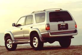 how much is a 1999 toyota 4runner worth 1996 02 toyota 4runner consumer guide auto