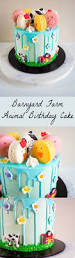 best 25 animal birthday cakes ideas on pinterest 1st birthday