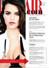 Vanity Fair On Line Emily Ratajkowski In Vanity Fair Magazine September 2014 Issue