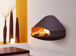 wood burning wall wall mounted fireplace compact wood burning fireplace design