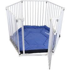 Ebay Room Divider - isafe metal baby playpen 3in1 fire guard room divider safety gate