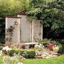 Trellis As Privacy Screen 168 Best Lattice Projects Images On Pinterest Gardening Lattice