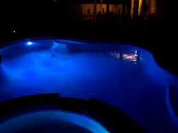 pentair intellibrite 5g color led pool light reviews led lights for the swimming pool color splash youtube