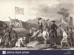 British Flag During Revolutionary War British Flag Clipart French And Indian War Pencil And In Color