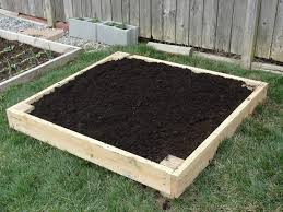 How To Build A Large Raised Garden Bed - how to build raised garden beds cheap gardening ideas
