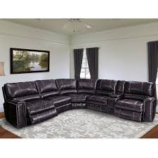 Parker Sofa Parker House Msal 6pc Sectional Salinger 6 Piece Sectional Sofa In