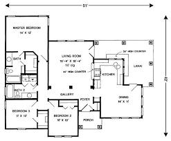 bungalow blueprints three bedroom bungalow house plans awesome floor plan width floor