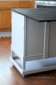 dresser kitchen island dresser to kitchen island cart diy with chalkyfinish paint