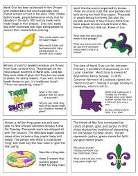 unique mardi gras putting words in your january 2013
