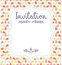 invitation templates templates for invitations orax info