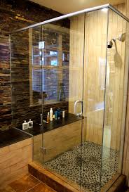 River Rock Bathroom Ideas The Bathroom Remodel Is Complete U2013 Blueberry Hill Crafting