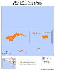 American Samoan Flag American Samoa Earthquake Tsunami And Flooding Dr 1859 Fema Gov
