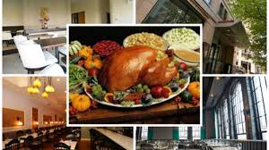 guide where to dine on thanksgiving