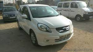 honda amaze used car in delhi 2013 diesel honda amaze 65 999 kms driven in begumpur in begumpur