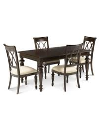 bradford dining room furniture bradford 7 piece dining room furniture set table 6 side chairs