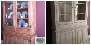 hutches for dining room before and after china hutch makeover for dining room painted in