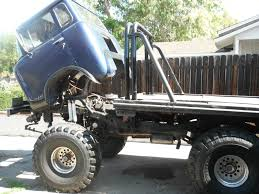 jeep kaiser lifted 1960 fc 150 san dimas ca sold ewillys