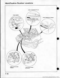 honda crx 1991 2 g workshop manual
