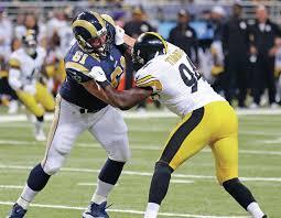 Tim Barnes St Louis Rams How Tim Barnes Became An Nfl Starter Sports Sedaliademocrat Com