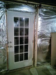 wall ideas framing basement walls cost framing basement walls