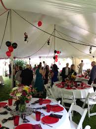 diy backyard wedding brookfield ma michael u0027s party rentals inc