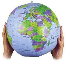 global map earth up world globe atlas world map earth educational