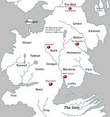 Game Of Thrones World Map by Image Political Map Of The North Png Game Of Thrones Wiki