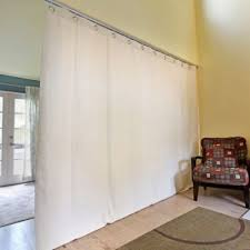Hanging Curtain Room Divider Curtain Room Dividers Tracks Separator Curtains Arlene Designs For