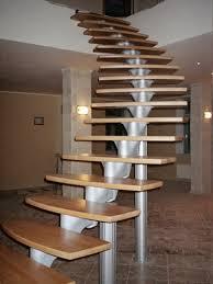 magnificent circular stairs design modern interior design with