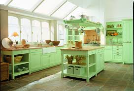 the kitchen in pistachio color u2013 beautiful design interior