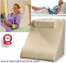 bed wedge pillow wedge pillow system i just don t know where i would keep it when