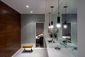 Bathroom Ceiling Light Ideas by Bathroom Pendant Lighting View In Gallery Beautiful Bathroom