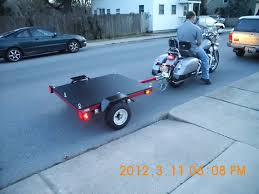 pulling a trailer with a klr 650 klr650 forums your