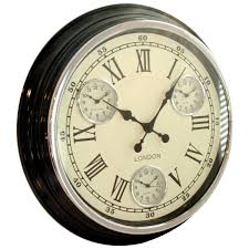 time zone world wall clocks multiple time zones buy online