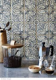 ceramic tile patterns for kitchen backsplash imagine prepping your morning while looking at this beautiful