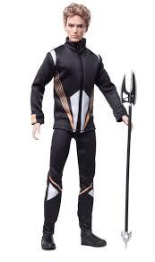 Katniss Halloween Costume Hunger Games Katniss Peeta Effie Finnick Barbie Dolls