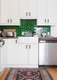 best 25 green subway tile ideas on pinterest kitchen backsplash