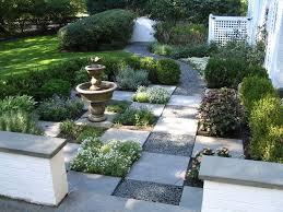 gravel garden design ideas landscape traditional with edible