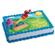 sesame cake toppers sesame elmo and abby cadabby cake topper sheer celebrations