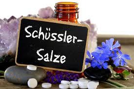 schüssler salze bei bindegewebsschwäche schüssler salze wirkung anwendung