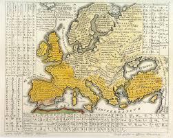 World Map Oldest by Market Size World Map World U2022 Mappery World Pinterest
