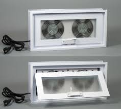 louvers vents and grilles for the hvac industry crawl space