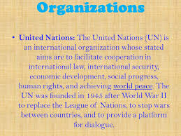 international organizations for human rights peace peace is an occurrence of harmony characterized by lack of
