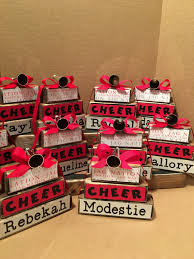 cheer gifts cheer banquet squad gifts team gifts by giftygirl51