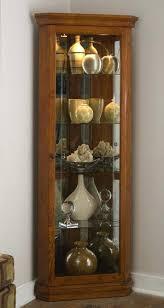 ashley furniture corner curio cabinet corner kitchen curio cabinet home gallery furniture for miller curio