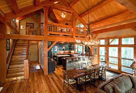 log cabin open floor plans open floor plan cabins open floor plan cabins small open floor
