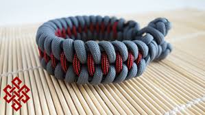 dragon paracord bracelet images Dragon 39 s teeth knot and loop paracord bracelet tutorial no jpg