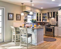 Rustic Kitchen Island Lighting Kitchen Islands Wonderful Rustic Pendant Lights Over Kitchen
