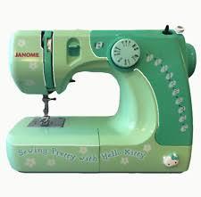 hello kitty sewing machine ebay