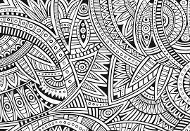 Coloriage Adulte Mandala Dur dessin gratuit à imprimer